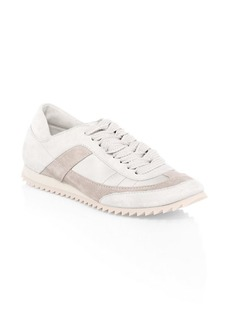 Pedro Garcia Clio Leather Sneakers