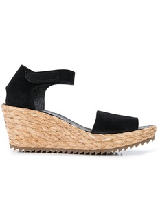 Pedro Garcia Fandras 65mm wedge sandals