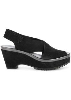 Pedro Garcia Fayre criss-cross sandals