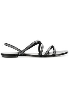 Pedro Garcia flat embellished sandals