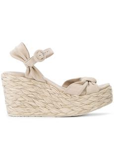 Pedro Garcia knot detail sandals