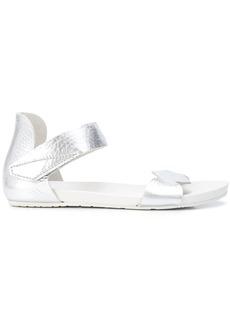 Pedro Garcia metallic open-toe sandals