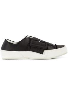 Pedro Garcia buckled sneakers - Black