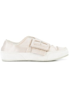 Pedro Garcia buckled sneakers - White