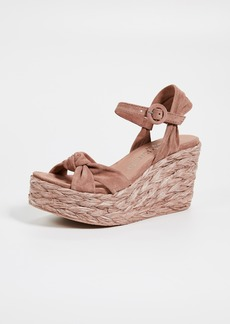 Pedro Garcia Darril Wedge Sandals