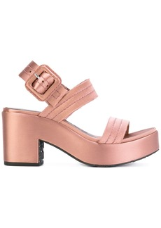 Pedro Garcia Decima sandals - Pink & Purple