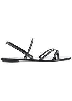 Pedro Garcia Ebbie sandals - Black