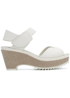 Pedro Garcia Fah sandals - White