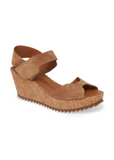 Pedro Garcia 'Fama' Wedge Sandal (Women)