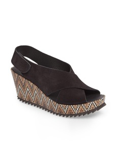 Pedro Garcia 'Federica' Wedge Sandal (Women)