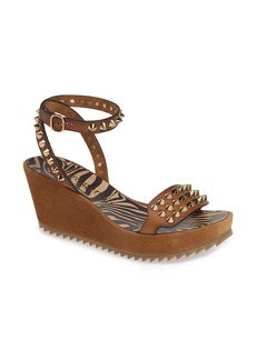 Pedro Garcia Felda Spike Wedge Sandal (Women)