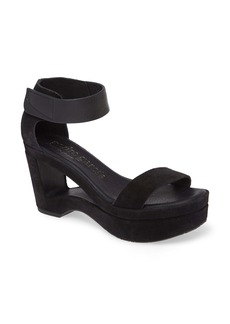 Pedro Garcia Flamina Cutout Wedge Sandal (Women)