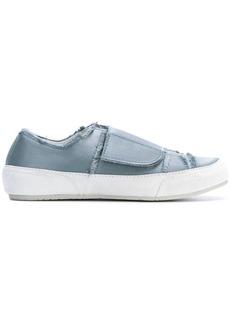 Pedro Garcia fringed sneakers - Blue