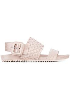Pedro Garcia Jada sandals - Pink & Purple