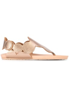 Pedro Garcia Jamee sandals - Nude & Neutrals