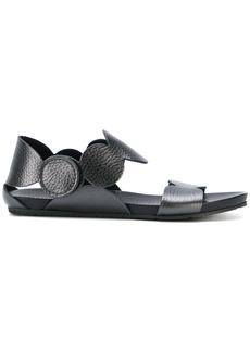 Pedro Garcia Jeanne sandals - Metallic