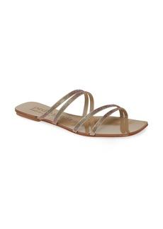 Pedro Garcia Kalene Crystal Embellished Slide Sandal (Women)