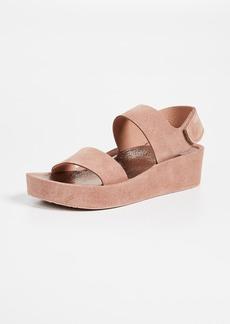 Pedro Garcia Lacey Platform Sandals