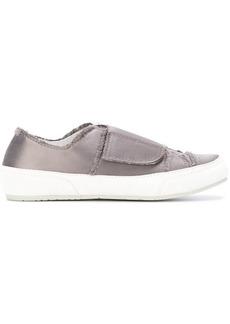 Pedro Garcia metallic sneakers - Grey