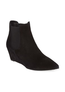 Pedro Garcia Olie Pointy Toe Wedge Bootie (Women)