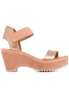 Pedro Garcia Franses sandals - Pink & Purple