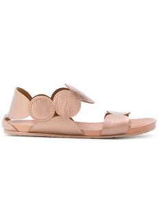 Pedro Garcia Jeanne sandals - Pink & Purple