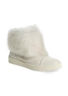 Pedro Garcia Priya Genuine Shearling Sneaker Boot (Women)