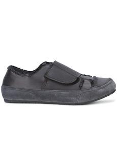 Pedro Garcia strapped sneakers - Grey