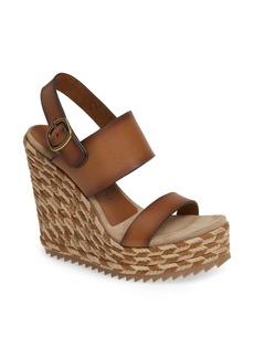 Pedro Garcia Tait Woven Wedge Sandal (Women)