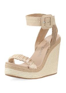 Pedro Garcia Teodora Ankle-Strap Platform Sandal