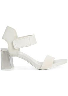 Pedro Garcia touch-strap sandals - Nude & Neutrals