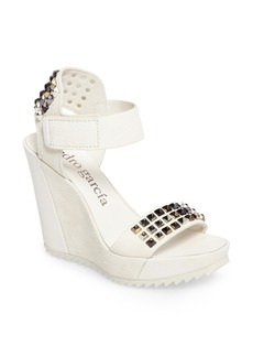 Pedro Garcia Vianela Studded Wedge Sandal (Women) (Nordstrom Exclusive)