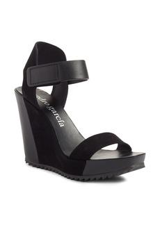 Pedro Garcia Vivien Strappy Platform Wedge Sandal (Women)