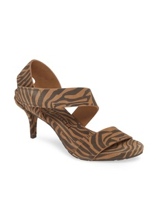 Pedro Garcia West Tiger Print Sandal (Women)