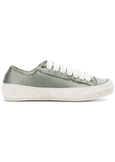 Pedro Garcia wide lace-up sneakers