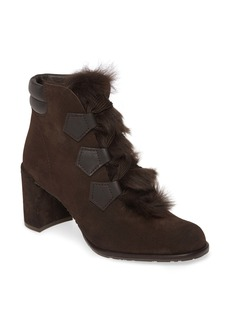 Pedro Garcia Wilmette Bootie with Genuine Shearling Trim (Women)