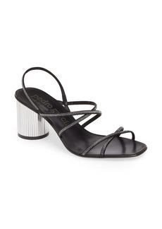 Pedro Garcia Xanat Embellished Disco Sandal (Women)