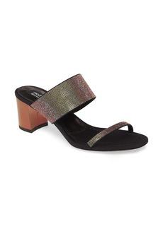 Pedro Garcia Xina Crystal Embellished Slip-On Sandal (Women)