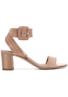 Pedro Garcia quilted sandals