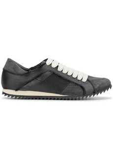 Pedro Garcia raw edge low top sneakers