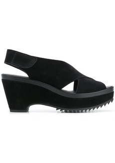 Pedro Garcia sling-back open-toe sandals