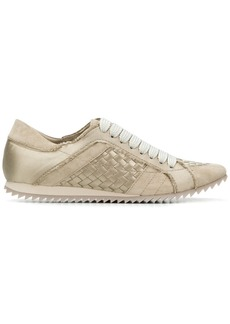 Pedro Garcia woven low top sneakers