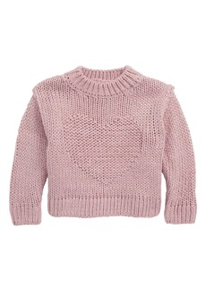 Peek...Aren't You Curious Peek Agnes Sweater (Toddler Girls, Little Girls & Big Girls)