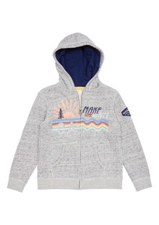 Peek...Aren't You Curious Peek Aren't You Curious Aiden Make Waves Zip Hoodie (Toddler, Little Boy & Big Boy)