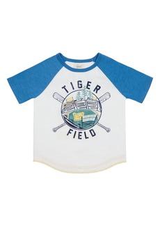 Peek...Aren't You Curious Peek Aren't You Curious Arlo Tiger Field Graphic Tee (Toddler, Little Boy & Big Boy)