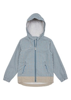 Peek...Aren't You Curious Peek Aren't You Curious Beaux Hooded Zip Jacket (Toddler, Little Boy & Big Boy)