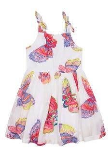 Peek...Aren't You Curious Peek Aren't You Curious Kids' Camila Butterfly Dress (Toddler, Little Girl & Big Girl)