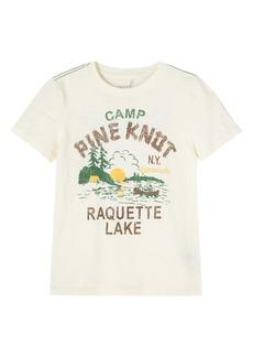 Peek...Aren't You Curious Peek Aren't You Curious Kids' Camp Pine Knot Graphic Tee (Toddler & Little Boy)