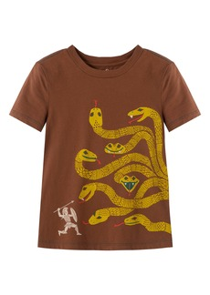 Peek...Aren't You Curious Peek Aren't You Curious Kids' Sebastian the Nine Headed Hydra Graphic Tee (Toddler, Little Boy & Big Boy)