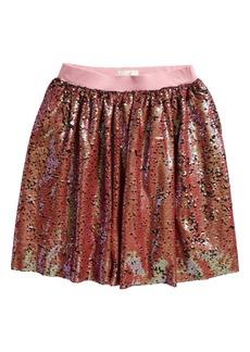 Peek...Aren't You Curious Peek Aren't You Curious Kristy Sequins Skirt (Toddler Girl, Little Girl & Big Girl)
